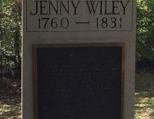 Jenny Wiley Gravesite Photo