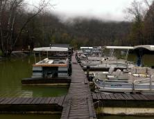 Stone Mountain Boat Dock Photo