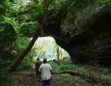 Creelsboro Natural Arch Photo