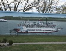 Catlettsburg Floodwall Murals Photo
