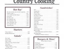 Betty's Country Cooking Photo