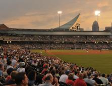 Louisville Bats Baseball Photo