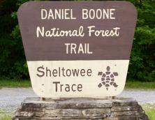 Sheltowee Trace Photo