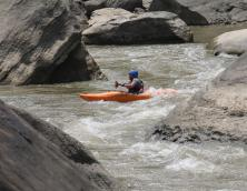 Russell Fork White Water Rafting Photo