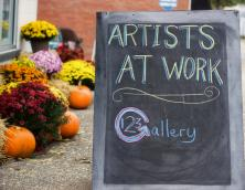 Gallery 123: Emerging Artists Studios Photo