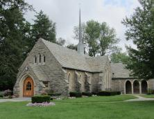Duncan Memorial Chapel at Floydsburg Cemetery Photo