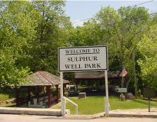 Historic Sulphur Well Park Photo