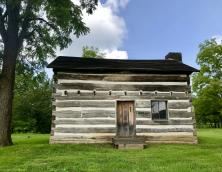 Charles Young Birthplace Cabin Photo