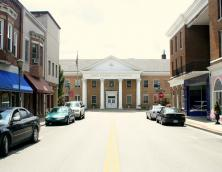 Barbourville & Knox County Visitor Center Photo
