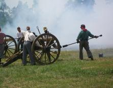 Battle of Sacramento Photo