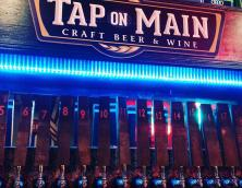 Tap on Main Brewing Photo