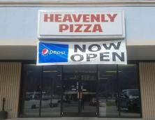 Heavenly Pizza Photo