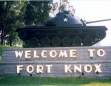 Fort Knox Military Reservation Photo