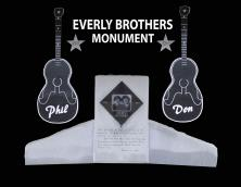 Everly Brothers Monument Photo