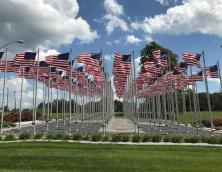 "Healing Field ""In Honor of KY Fallen Heroes"" Photo"