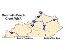 Burchell- Beech Creek Wildlife Management Area Photo
