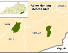 Asher Hunting Access Area Photo
