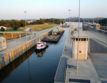 McAlpine Locks Photo