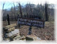 Old Campton Burial Grounds Photo