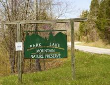 Park Lake Mountain Nature Preserve Photo