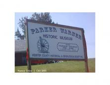 Parker Warner Historic Museum Photo
