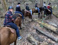 Red River Gorge Trail Rides Photo