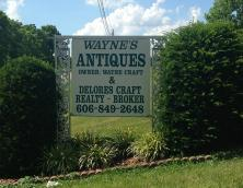 Wayne Craft Antiques Photo