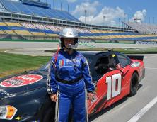 Richard Petty Driving Experience Photo