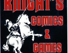 Knights Comics and Games Photo