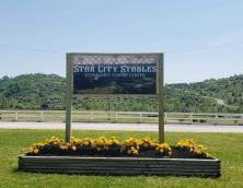Star City Stables at the Prestonsburg Equine Center. Photo