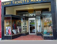 Tackett's Men's Wear Photo