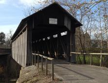 Ringos Mill Covered Bridge Photo
