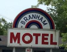 Branham Motel Photo
