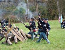 Brashearville/Battle of Leatherwood Site Photo