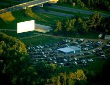 Calvert Drive-In Theater Photo
