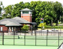 Doc Hosbach Tennis Complex Photo