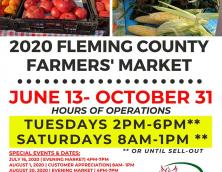 Fleming County Farmers Market Photo