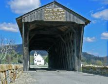 Goddard Covered Bridge Photo