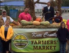 Knox County Farmers Market Photo