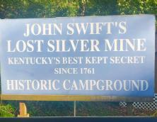 John Swift's Lost Silver Mine Historic Campground Photo