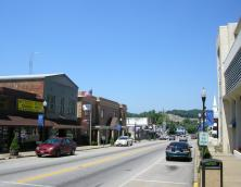 West Liberty Downtown Photo
