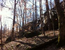 Shanty Hollow Lake Hiking Trail Photo