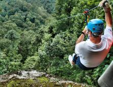 Black Mountain Thunder Zip Line Photo
