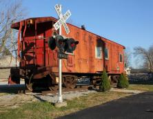 Fordsville Historical Society and L & N Depot Museum Photo