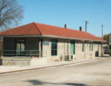 Irvington Depot and Museum Photo
