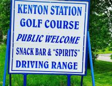 Kenton Station Photo