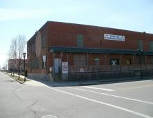 Paducah Railroad Museum Photo