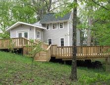Serenity Woods Cottage Photo