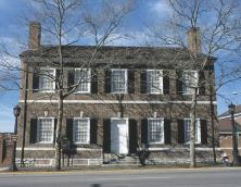 Mary Todd Lincoln House Photo
