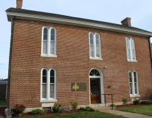 Logan County Archives @ The Old Logan County Jail House Photo